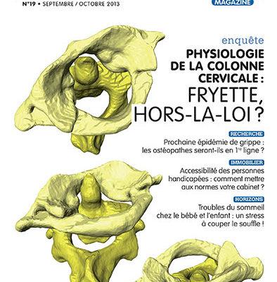L'Ostéopathe Magazine #19