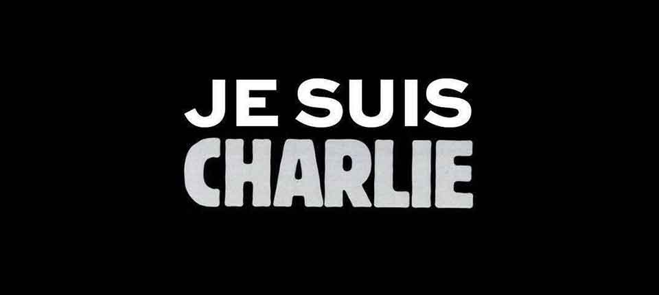 JE SUIS CHARLIE – Nous sommes Charlie !