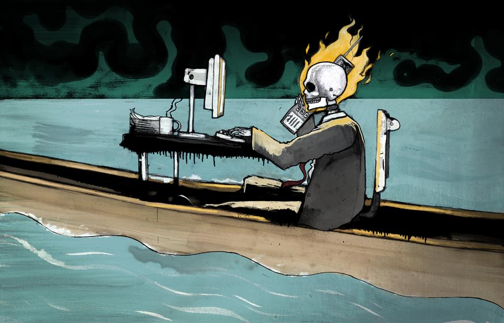 Burn-out : comment rallumer la flamme ?