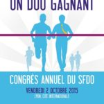 2 et 3 octobre 2015 – Sport et Ostéopathie : un duo gagnant