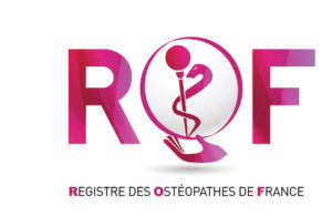 Registres des Ostéopathes de France - Logo