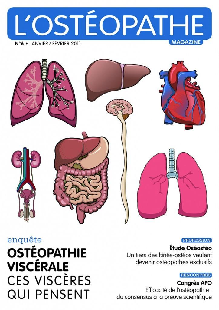 L'ostéopathe magazine n°6