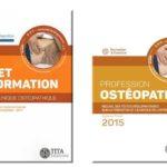 Profession Ostéopathe et Livret de formation
