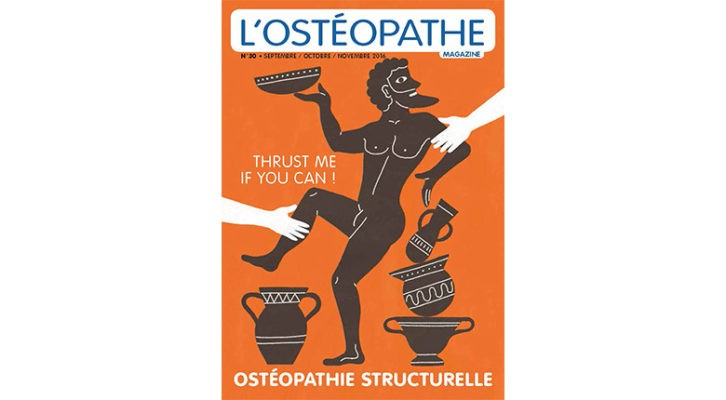 Ostéopathie structurelle : Thrust me if you can !
