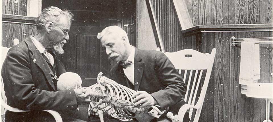 Inconnaissable ou invisible, comment Andrew Taylor Still a-t-il théorisé l'ostéopathie ?