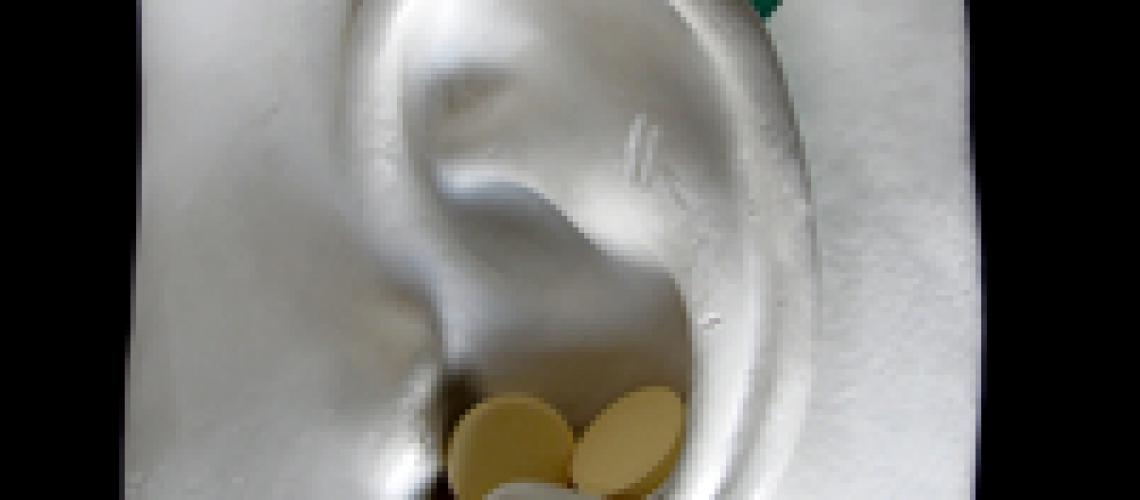 Représentation de l'effet de la consommation d'analgésique sur l'audition